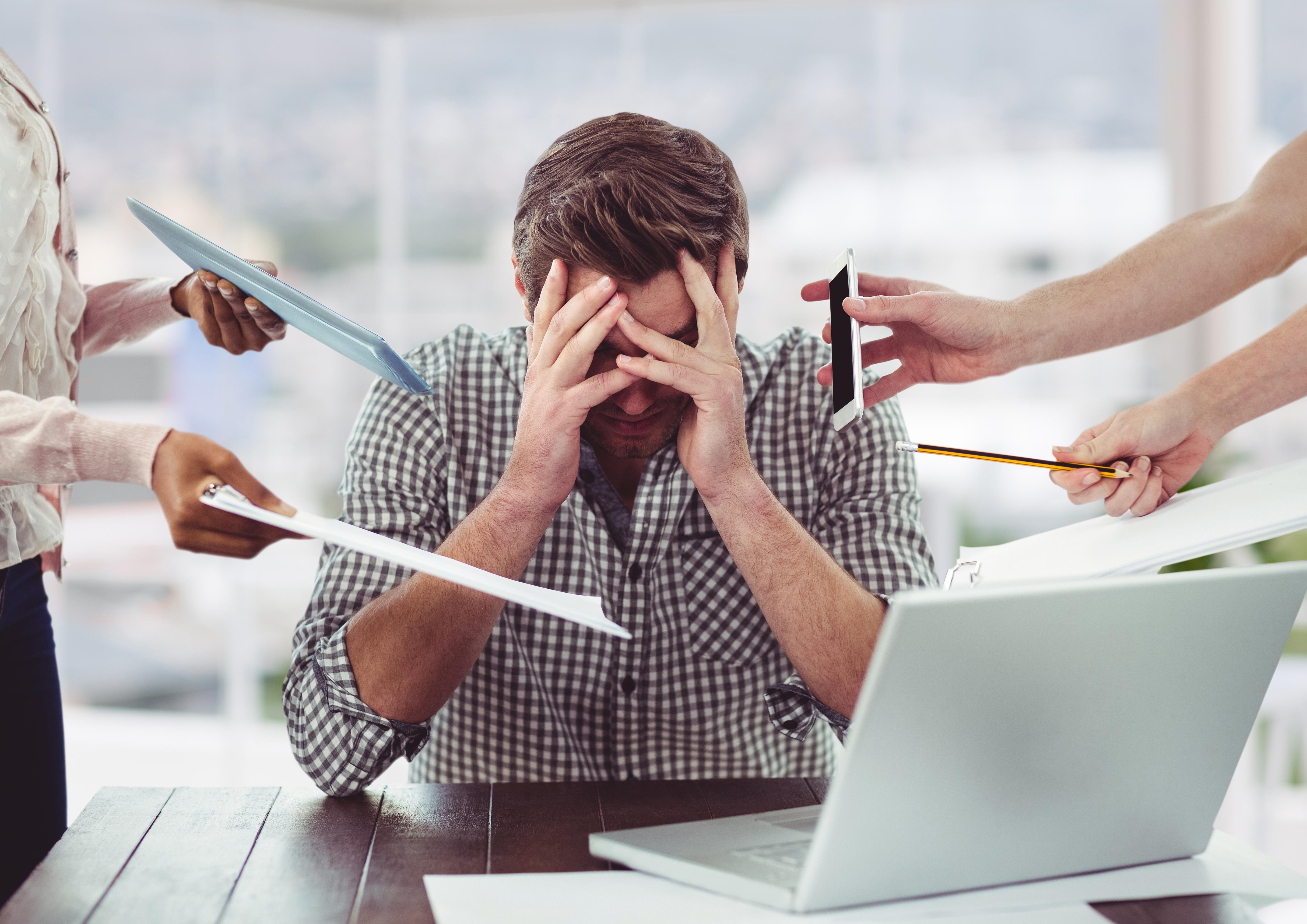 Burnout: Conheça aqui as 5 fases do esgotamento completo 1