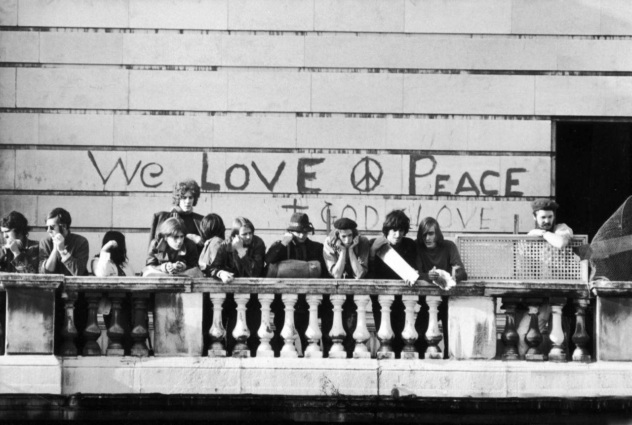 Paz e amor: 5 fatos sobre a origem desse símbolo universal 4